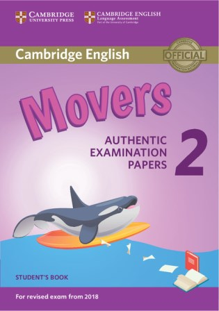 Cambridge English YLE Movers 2 for Revised Exam 2018 SB