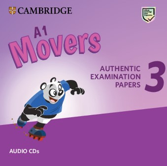 Cambridge English YLE Movers 3 for Revised Exam 2018 Audio CDs