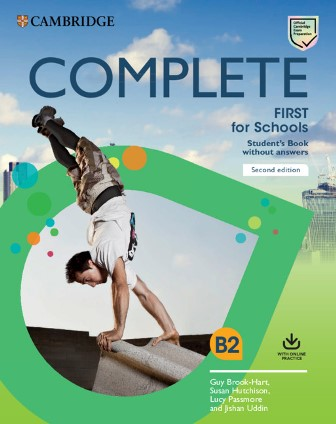 Complete First for Schools 2nd Edition SB w/o key + Online Practice